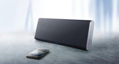 Głośniki z serii X z technologią NFC