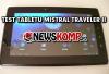 mistral traveler II test